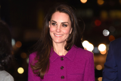 Kate Middleton just recycled a stunning Oscar de la Renta look