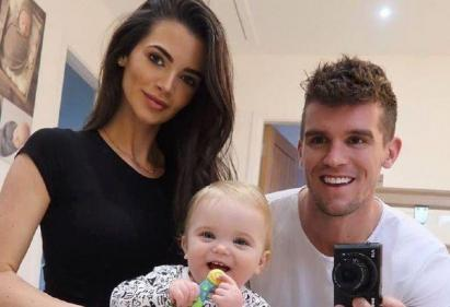 Geordie Shores Gaz Beadle celebrates sons Disney-themed 1st birthday