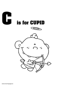 C is for Cupid