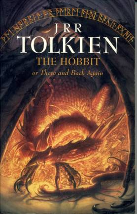 The hobbit by J.R.R Tolkein