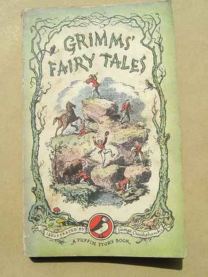 The Complete Grimms Fairy Tales by Jacob Grimm and Wilhelm Grimm,