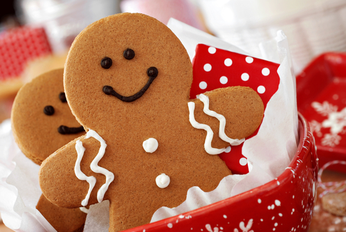 christmas gingerbread men - Christmas Gingerbread Man