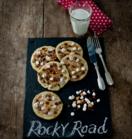 Rocky Road pancakes