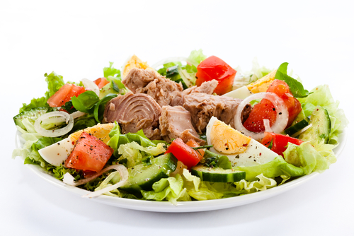 Tuna and egg salad mummypages for Tuna fish salad recipe with egg