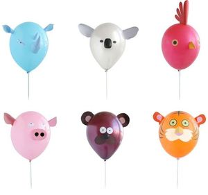 The cheats party balloon animals