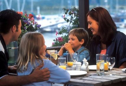 Family dining options in Galway