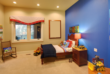 Decorating your childs bedroom