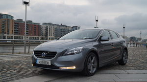 Family car review: Volvo V40 1.6 diesel