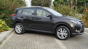 Family car review – Toyota RAV4 2 litre diesel Sol