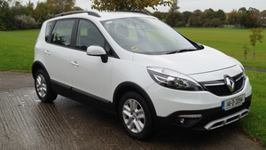 Family car review: Renault Scenic 1.5 diesel