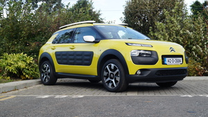 Family car review: Citroen C4 Cactus 1.2 petrol