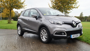 Family car review: Renault Captur 1.5 diesel