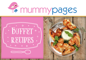 Delicious buffet recipes