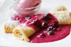 HB Raspberry Ripple pancakes