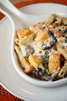 Winter vegetable pasta