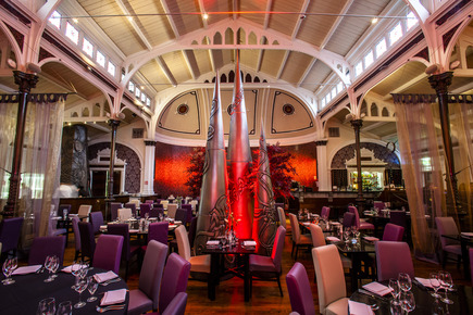 FIRE Restaurant and Lounge, The Mansion House