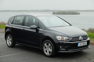 Family car review – Volkswagen Golf SV