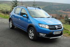 Family Car Review: Dacia Sandero Stepway