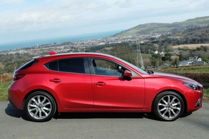 Family car review: Mazda 3 Hatchback