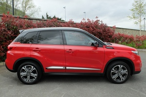 Family car review: Suzuki Vitara
