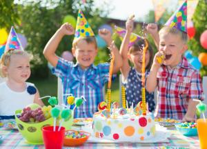 Goodbye, pass the parcel... 5 party games that the kids will LOVE