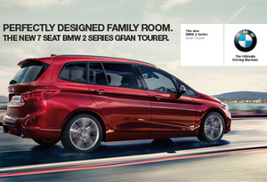 How to pack the car for a road trip - brought to you by BMW 2 Series Gran Tourer