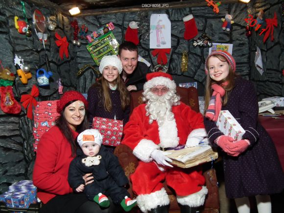 santa s workshop at aillwee cave mummypages mummypages ie