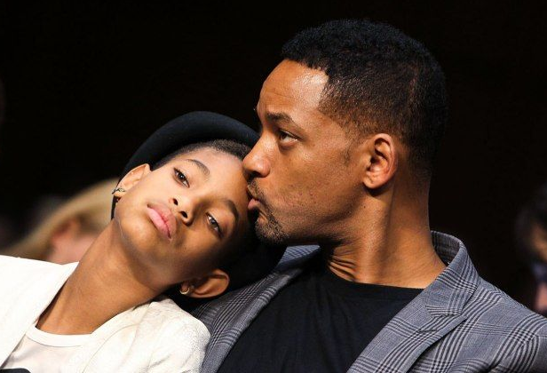 Will Smith\'s message to daughter, Willow, has struck a chord...