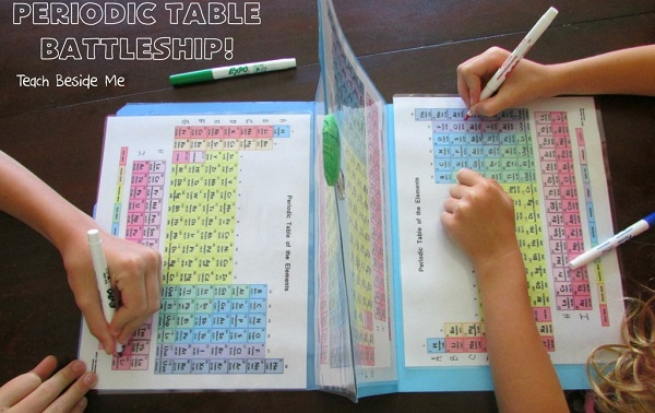 Mum comes up with ingenious way for kids to enjoy learning chemistry