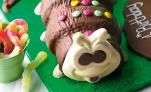 Colin the Caterpillar has a girlfriend, and she's ADORABLE