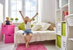 5 fun, inventive ways to brighten up your kids bedrooms on a budget