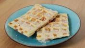 Waffle pop tarts