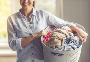 The SMART 5-step guide to staying on top of all that baby laundry