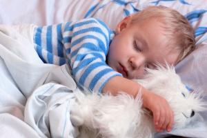Shocking: Trials prove children can sleep through smoke alarms