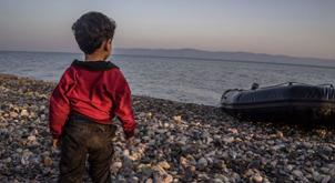 A staggering 25K children arrived ALONE onto Italys shores during 2016