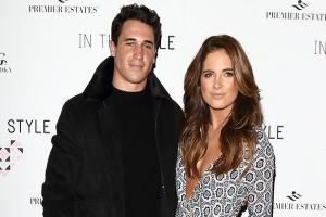 Binky and JP introduce their newborn daughter - and we just LOVE her name