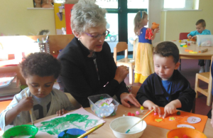 Good first step: For the first time, over 100,000 children availing of free childcare