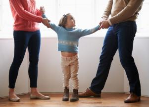 38pc of single parents DON'T receive financial support from their ex