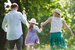 This is the key to a happy family, according to researchers