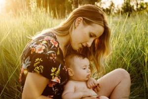 White clothes? 8 things that go out the window when you become a mum