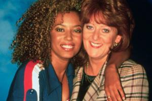 Mel Bs mum hopes to reunite with her daughter following divorce announcement