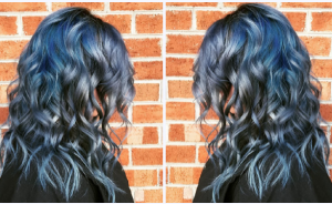 Geode hair is now a thing, and we are totally in love with it