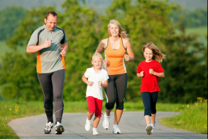 Easy exercises: 5 things you can do to keep fit as a family