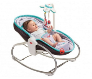 Tiny Love Rocker napper review