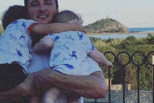 It was the most amazing feeling: Actor James Bye recalls helping deliver his baby