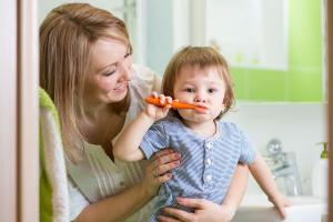 Caring for your toddler's teeth – everything you need to know