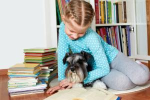 More than just a furry friend: how a dog could help your childs learning