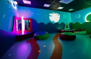 Shannon airport has officially opened a sensory room for autistic children