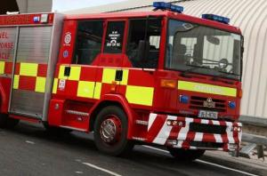 So, the Dublin Fire Brigade delivered a baby in the back of a car last night