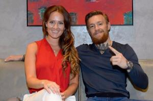 This photo of Dee Devlin and Conor McGregor is causing controversy